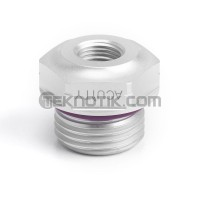 Acuity F05 1/8 NPT to -8 O-Ring Boss (ORB) Adapter