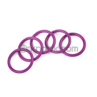 Acuity F08 O-Rings for use with -8 ORB Fittings (5-pack)