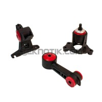 Innovative Steel Replacement Engine Mount Kit LEA/CVT/Manual & Automatic