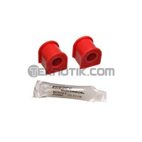 Energy Suspension Sway Bar Bushing Set Rear 14mm