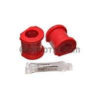 Energy Suspension Sway Bar Bushing Set Front 25.4mm