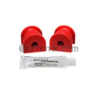 Energy Suspension Sway Bar Bushing Set Rear 12mm