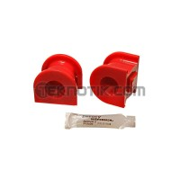 Energy Suspension Sway Bar Bushing Set Rear 25.4mm