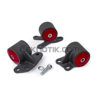 Innovative Steel Replacement Engine Mount Kit 2 Bolt D-Series Manual