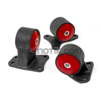 Innovative Steel Conversion Engine Mount Kit B20A Manual