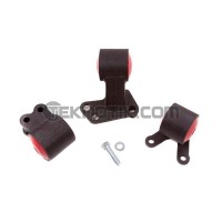 Innovative Steel Conversion Engine Mount Kit B-Series Auto to Manual