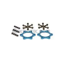 Megan Racing Rear Driveshaft Spacers