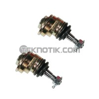 SPC Front Adjustable Camber Ball Joint Set 1.5 Degrees