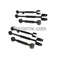 SPC Rear Adjustable Control Arm Set (6 Arms)