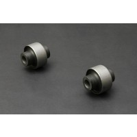 Hardrace Front Lower Arm Compliance Bushings Hard Rubber