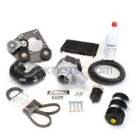 Kraftwerks D-Series Race Supercharger Kit (Black Housing C30-94)