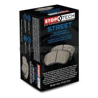 StopTech Street Brake Pads Non Si Coupe/Sedan