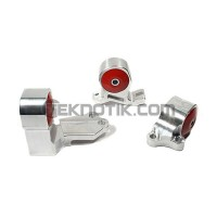 Innovative Billet Conversion Engine Mount Kit 2 Bolt B-Series Hydro