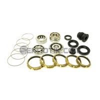Synchrotech B-Series Cable Carbon Rebuild Kit