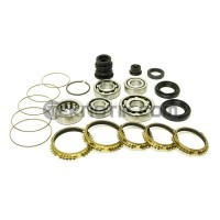 Synchrotech D15/D16 Carbon Rebuild Kit (35mm)