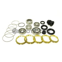 Synchrotech D15/D16 Brass Rebuild Kit (35mm)