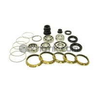Synchrotech F22A/F22B Carbon Rebuild Kit - (Single Cone 2nd)