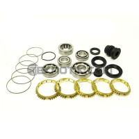 Synchrotech F22A/F22B Brass Rebuild Kit - (Single Cone 2nd)