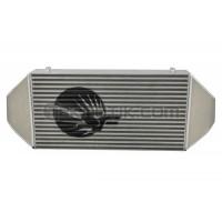 """SpeedFactory HPX Dual Backdoor Front Mount Intercooler - 3"""" Inlet / 3.5"""" Outlet (1000HP-1200HP)"""