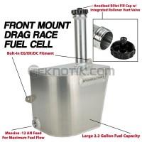 SpeedFactory Racing Front Mount Drag Race Fuel Cell