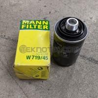 MANN-Filter W719/45 Oil Filter