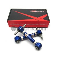 Hardrace Rear Upper Camber Kit