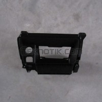 Honda OEM Pocket Center Graphite Black 2008-2009 Honda Civic Si
