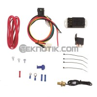 Mishimoto Adjustable Fan Controller Kit w/probe