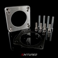 K-Tuned Throttle Body Adapter Mustang 5.0L to ZDX