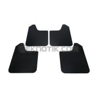 Rally Armor Universal Basic Mud Flap Set