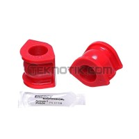 Energy Suspension Front Sway Bar Bushing 27mm Red