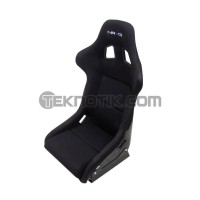 NRG Carbon Fiber Fixed Bucket Seat Medium