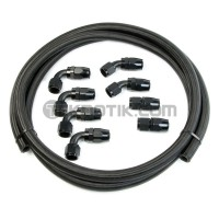 SpeedFactory Universal Catch Can Hose & Fitting Kit