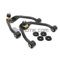 SPC Front Upper Control Arm Set with Adjustable Camber/Caster