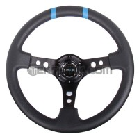 NRG 350mm Sport Double Marking Steering Wheel