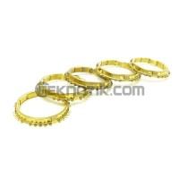 Synchrotech B-Series Cable Brass Synchro Set 1-5