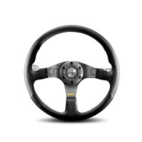 MOMO Tuner Steering Wheel Silver 350mm