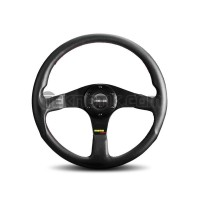 MOMO Tuner Steering Wheel Black 350mm