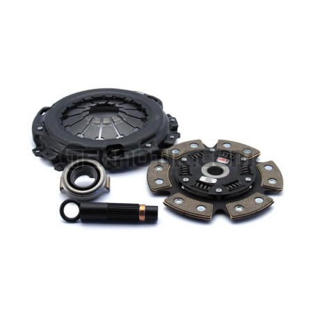 Competition Clutch H/F Series Stage 4 Sprung Series Clutch Kit