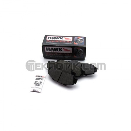 Hawk Front Brake Pad HP Plus - Autocross & Track Brake Compound