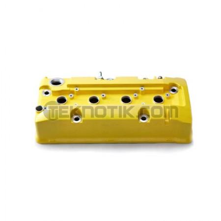 Spoon Yellow Valve Cover S2000 00-05