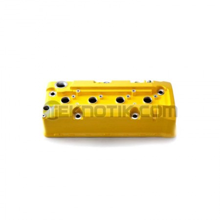 Spoon Yellow Valve Cover S2000 06-09