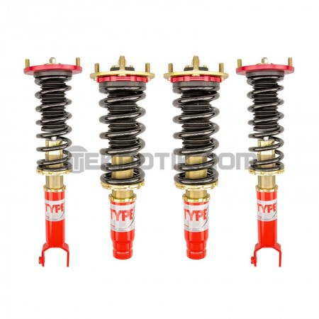 Function and Form Type 1 Coilovers