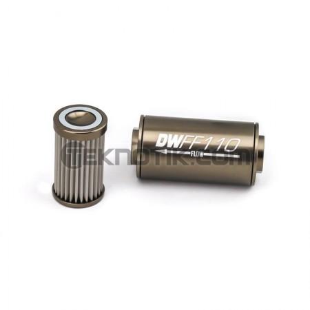 DeatschWerks 110mm Fuel Filter -100 Micron Filter Element
