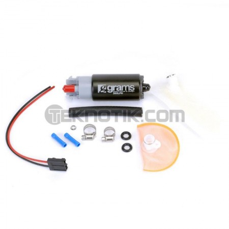 Grams 265lph E85 In Tank Fuel Pump