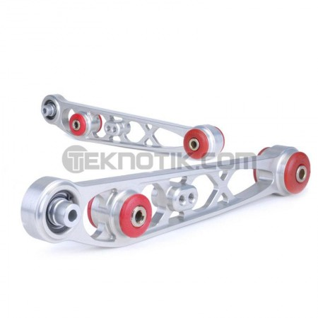 Skunk2 Ultra Series Rear LCAs Clear Anodized