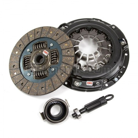 Competition Clutch Stage 2 Organic Clutch Kit and 22lbs Steel Flywheel