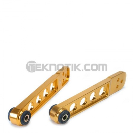 Skunk2 Rear LCAs Gold Anodized