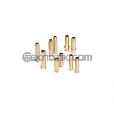 Supertech Valve Guide Set Exhaust Bronze B-Series Non-VTEC