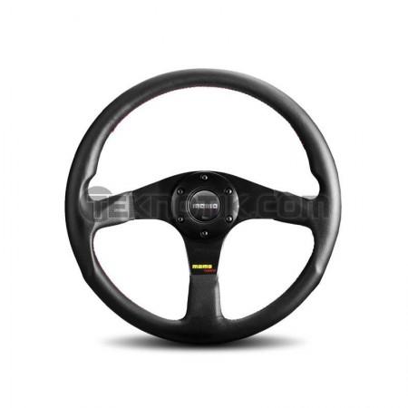 MOMO Tuner Steering Wheel Black 320mm
